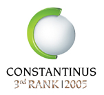 Austrian IT-Award Constantinus - Third place for a-squared