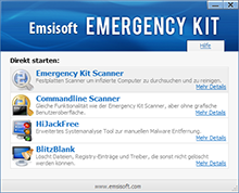 Emsisoft Free Emergency Kit - Starter
