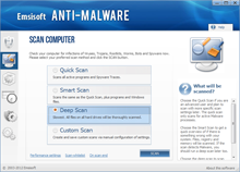 Emsisoft Anti-Malware Scan Methods