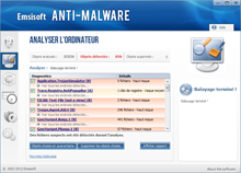 Emsisoft Anti-Malware scanning for malicious files