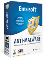 Cleans every Malware: Emsisoft Anti-Malware
