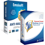Cleans every Malware: Emsisoft Anti-Malware & Online Armor Bundle